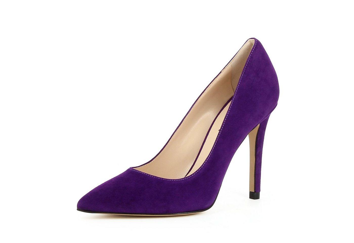 Evita »ALINA« High-Heel-Pumps   Schuhe > High Heels > High Heel Pumps   Lila   Evita