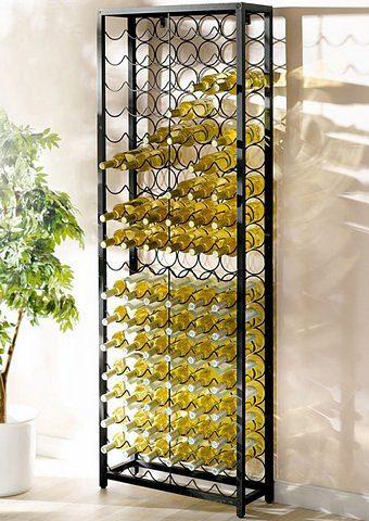 Flaschenregal, für 108 Flaschen