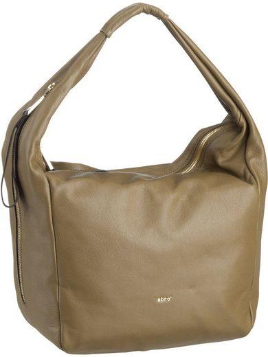 Abro Handtasche »Claudia 29304«, Beuteltasche / Hobo Bag