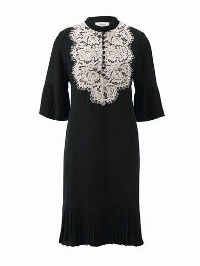heine STYLE Kleid mit Spitze