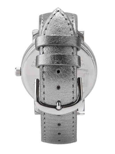 b234de5c2d42c7 Heine Armbanduhr mit Strasssteinchen