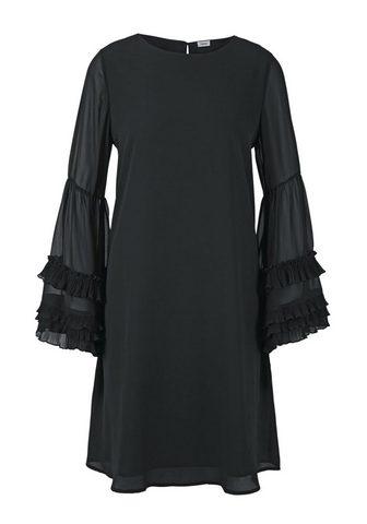 HEINE STYLE платье с Trompetenärmel