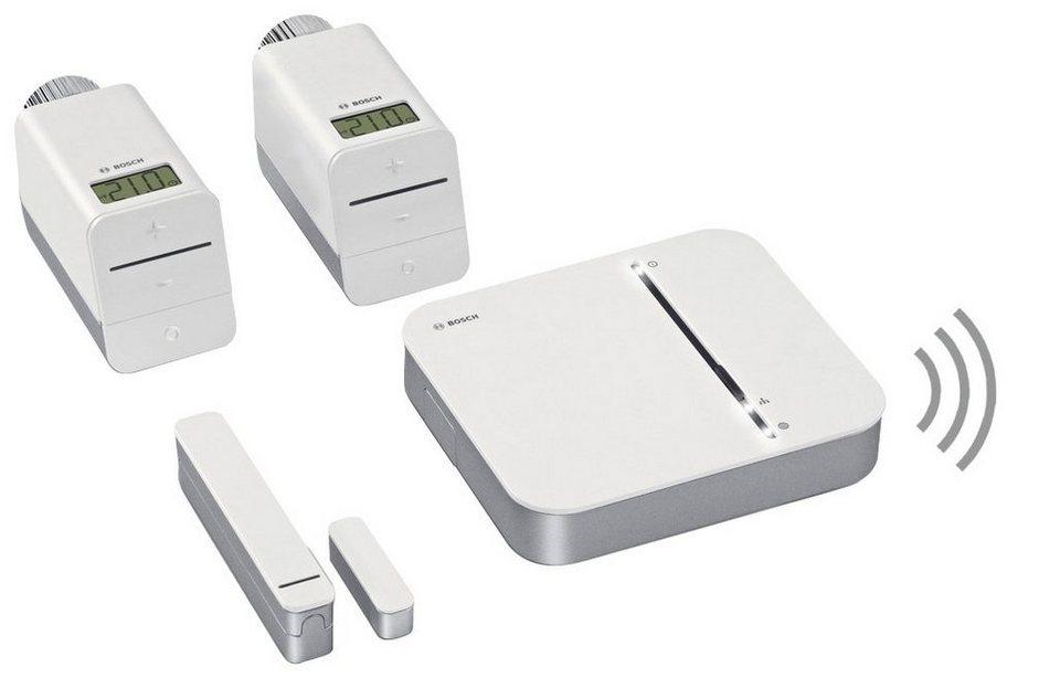 Bosch Smart Home Set Raumklima Starter Paket 4 Teilig Online