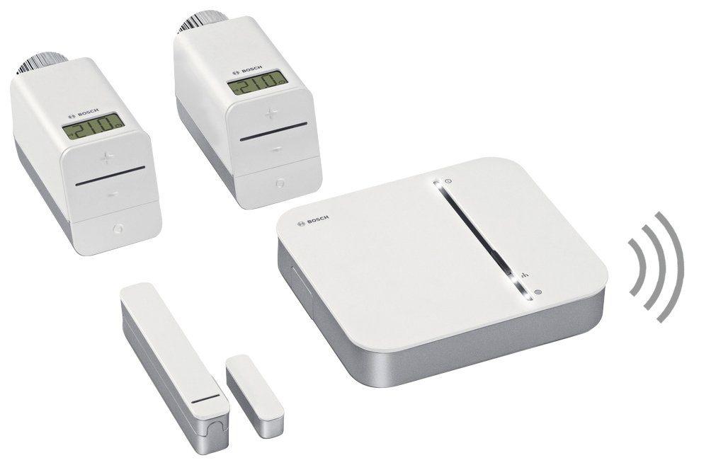 BOSCH Smart Home Set »Raumklima Starter-Paket«, 4-teilig