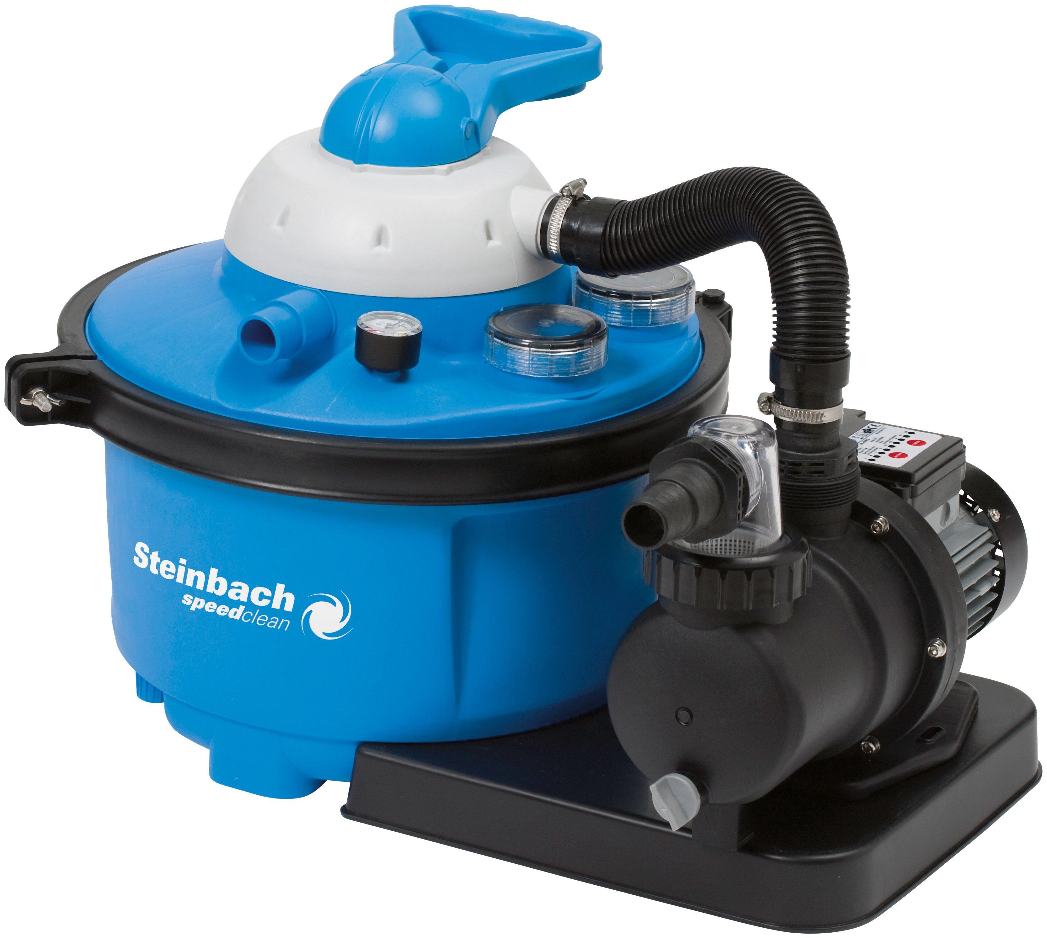 STEINBACH Sandfilteranlage »Speed Clean Comfort 50«, für Pools bis 33.000 l Wasserinhalt
