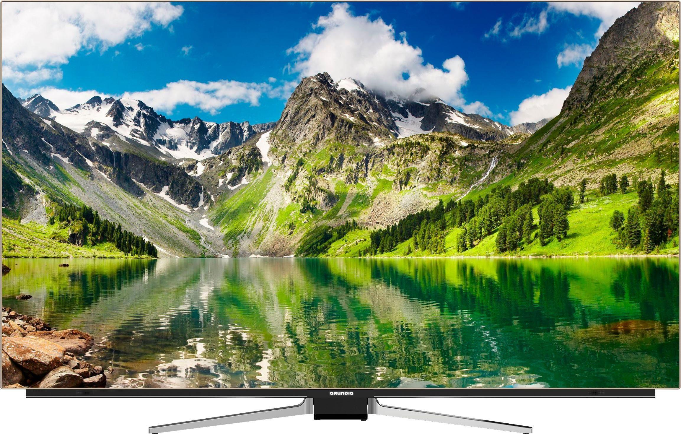 Grundig 65VLO9500BP OLED-Fernseher (164 cm/65 Zoll, 4K Ultra HD, Smart-TV)