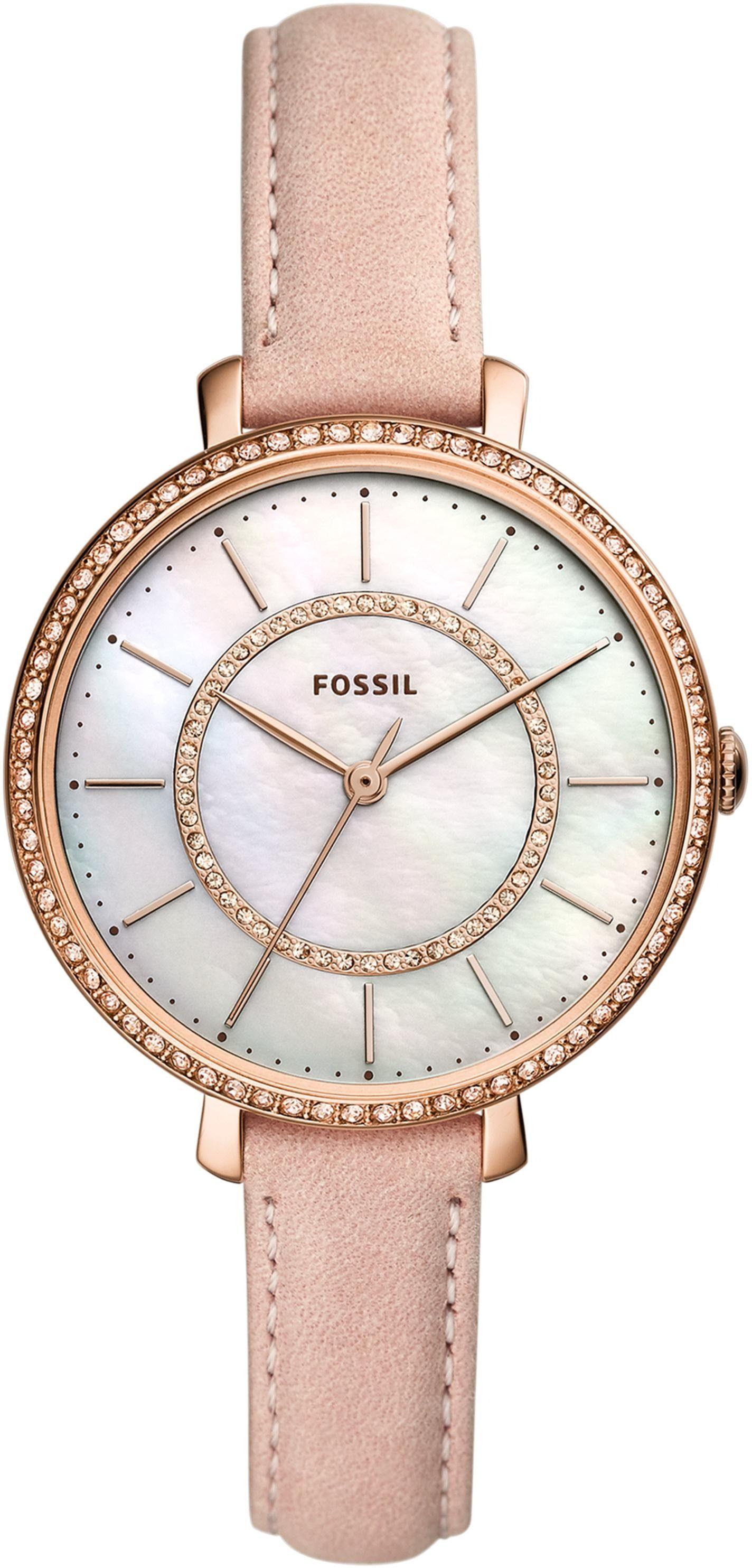 Fossil Quarzuhr »JOCELYN, ES4455«