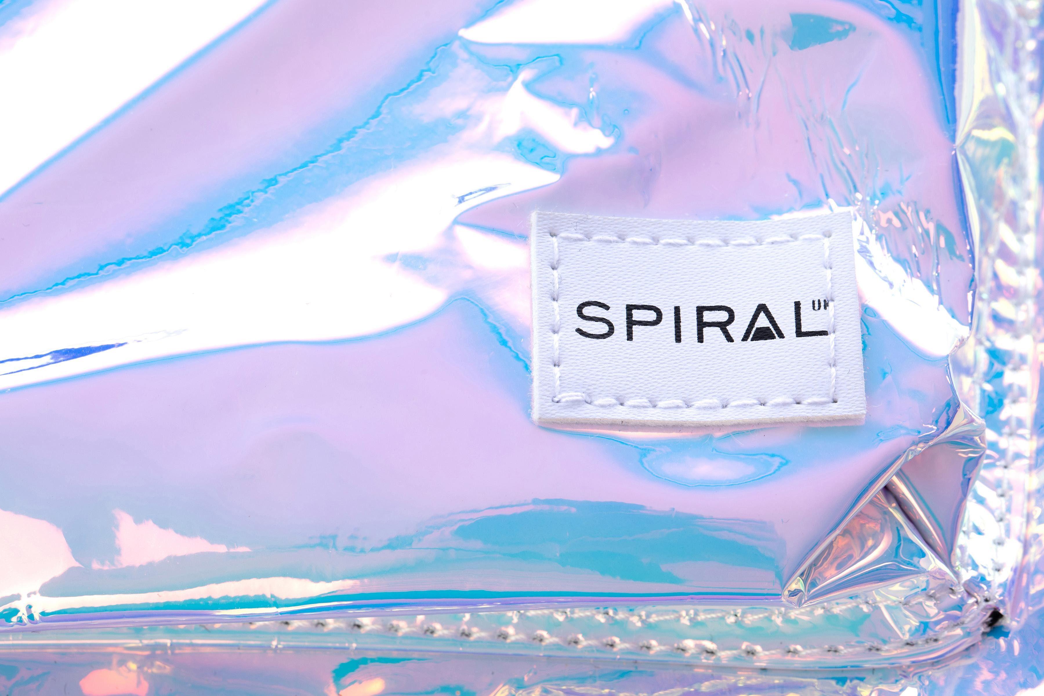 Laptopfach Mit Spiral® Rucksack »og Holographic« Platin wfYzEqY