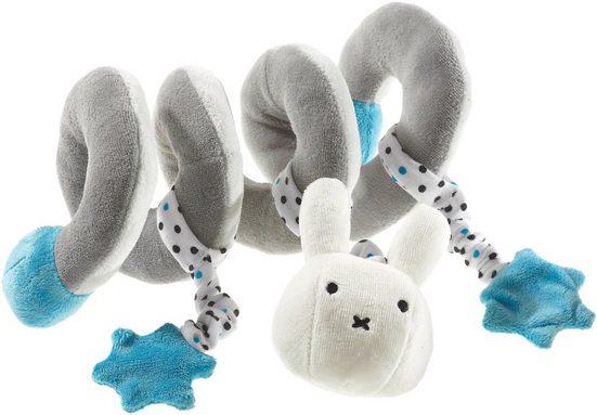 Heunec® Greifspielzeug »Miffy Kinderwagenkette« (1-tlg)