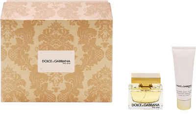DOLCE & GABBANA Duft-Set »The One«, 2-tlg.