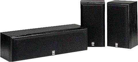 Yamaha NS-P60 3.0 Surround-Lautsprecher (160 W)