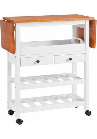 Стол кухонный на колесиках »Nibe...