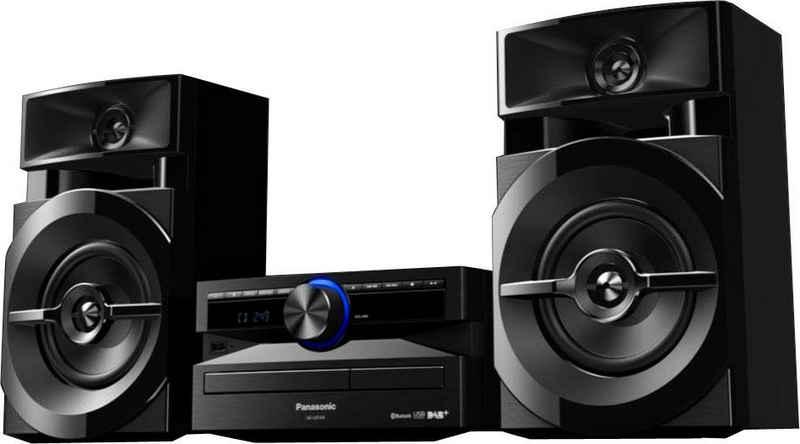 Panasonic »SC-UX104« Microanlage (Digitalradio (DAB), 300 W)