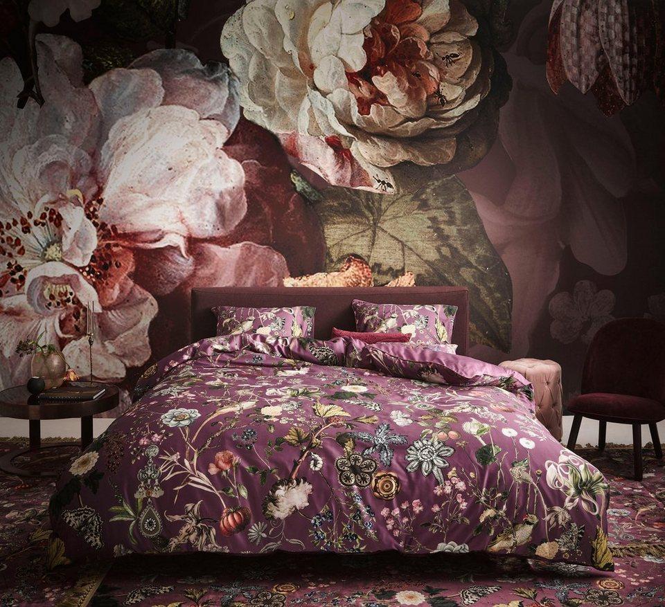 Bettwäsche Xess Essenza Mit Wunderschönen Blüten Online Kaufen