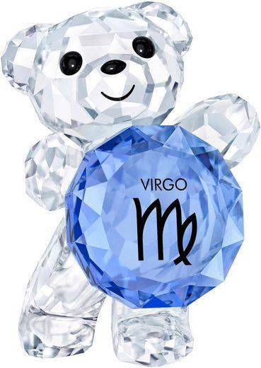 Swarovski Dekofigur »KRIS BEAR - VIRGO, 5396282« (1 Stück), Swarovski® Kristall
