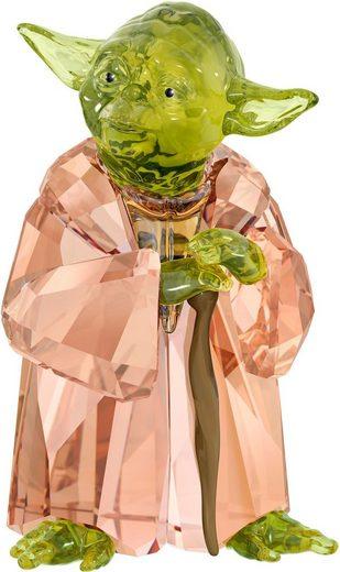 Swarovski Dekofigur »STAR WARS - MASTER YODA, 5393456« (1 Stück), Swarovski® Kristall