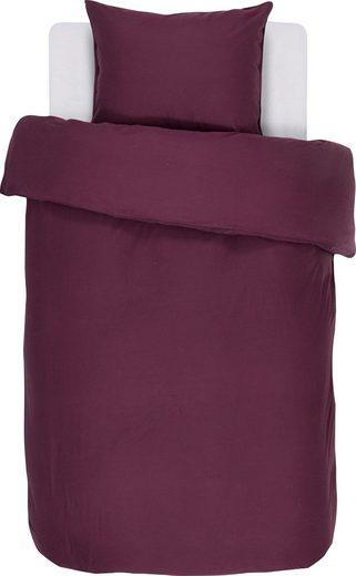 Bettwäsche »Minte«, Essenza, im speziellen Washed-Look