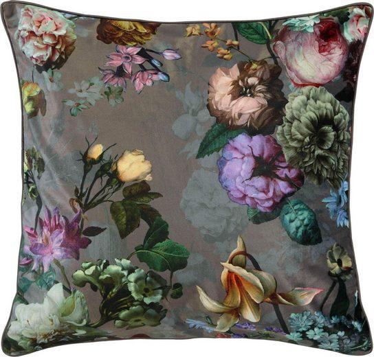 Dekokissen »Fleur«, Essenza, im tollen Blumendesign