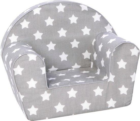 Knorrtoys® Sessel »Stars white«