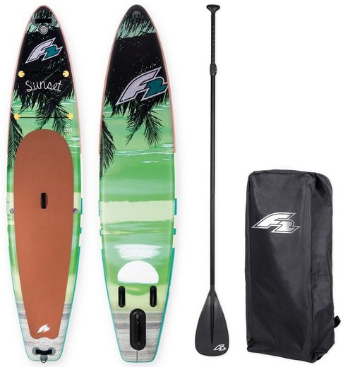 F2 Inflatable SUP-Board »I- SUP Sunset«