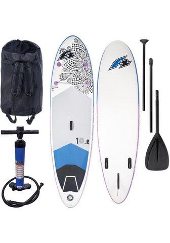 F2 Inflatable SUP-Board »I-SUP Feelgood w...