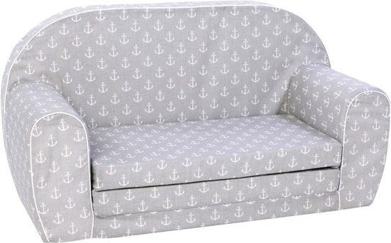 Knorrtoys® Sofa »Maritim grey«, für Kinder