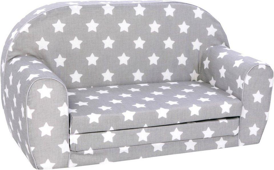 Knorr toys Kindersofa,  Stars Weiß kaufen  online kaufen Weiß 842065