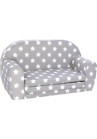 KNORRTOYS ® sofa »Stars white«