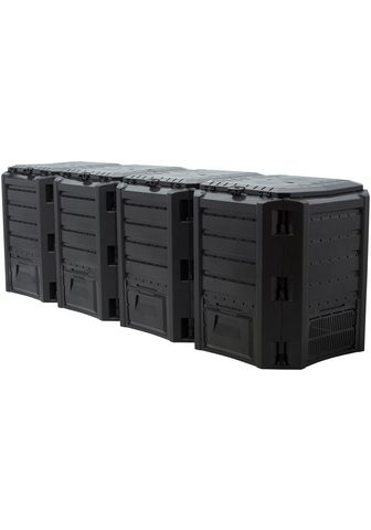 PROSPERPLAST Dėžė kompostui BxTxH: 261x72x83 cm 160...