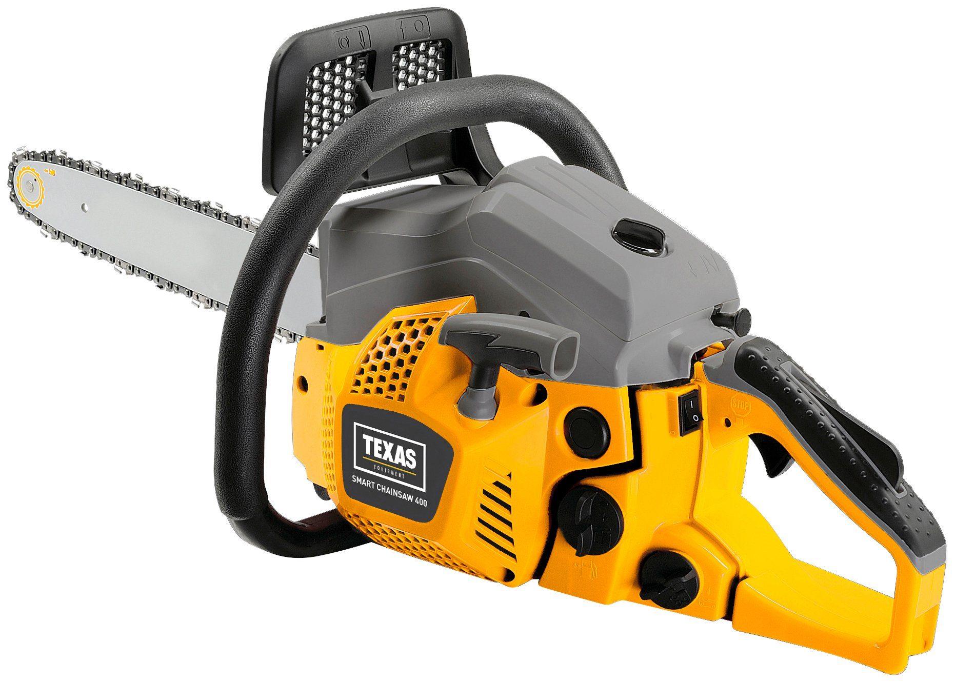 TEXAS Benzin-Kettensäge »Smart Chainsaw 400«, 40 cm Schwertlänge