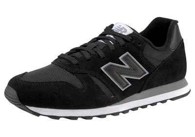 new balance 373 black 43