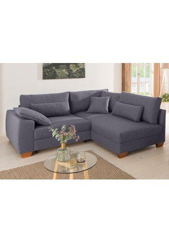 HOME AFFAIRE Kampinė sofa »Kerstin«