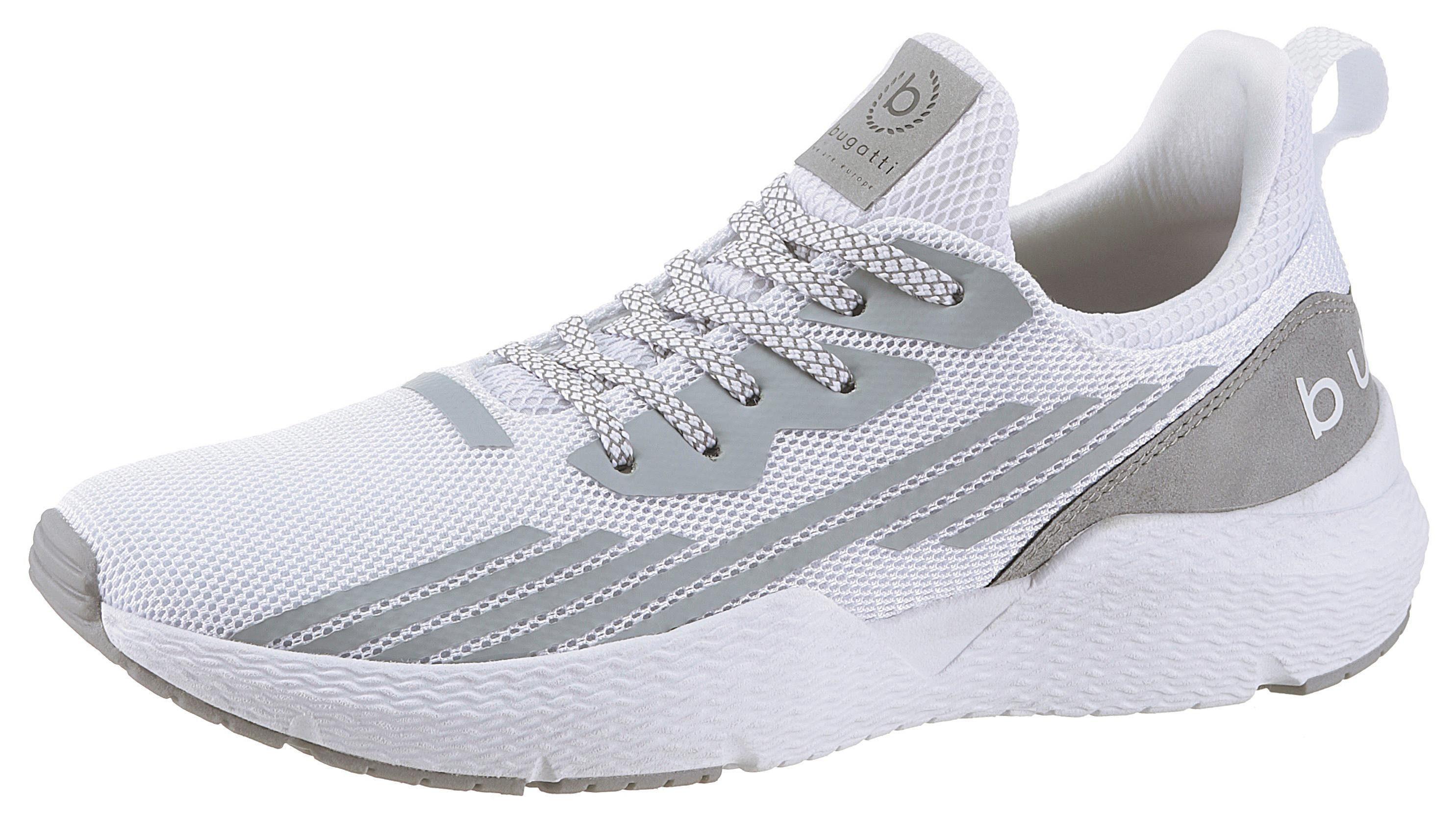 bugatti »Exon« Sneaker mit komfortablem Wechselfußbett