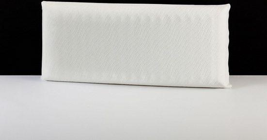Nackenstützkissen, »Ultrasoft Memory«, DI QUATTRO, Bezug: 100% Polyester, (1-tlg)