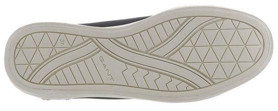 Plateausneaker Footwear Logoschriftzug Mit Gant »aurora« qOfCxwfE