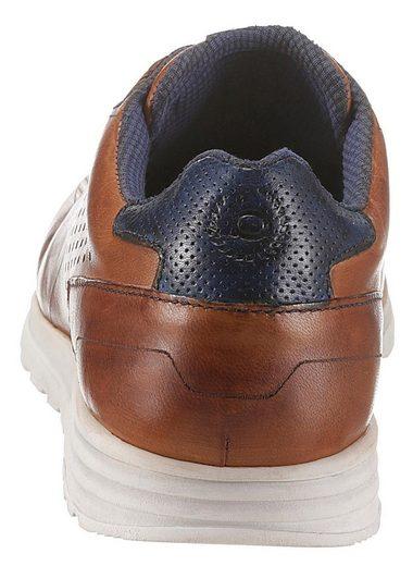 Modischem Handfinish Mit Sneaker Bugatti »baker« q8wOIZB