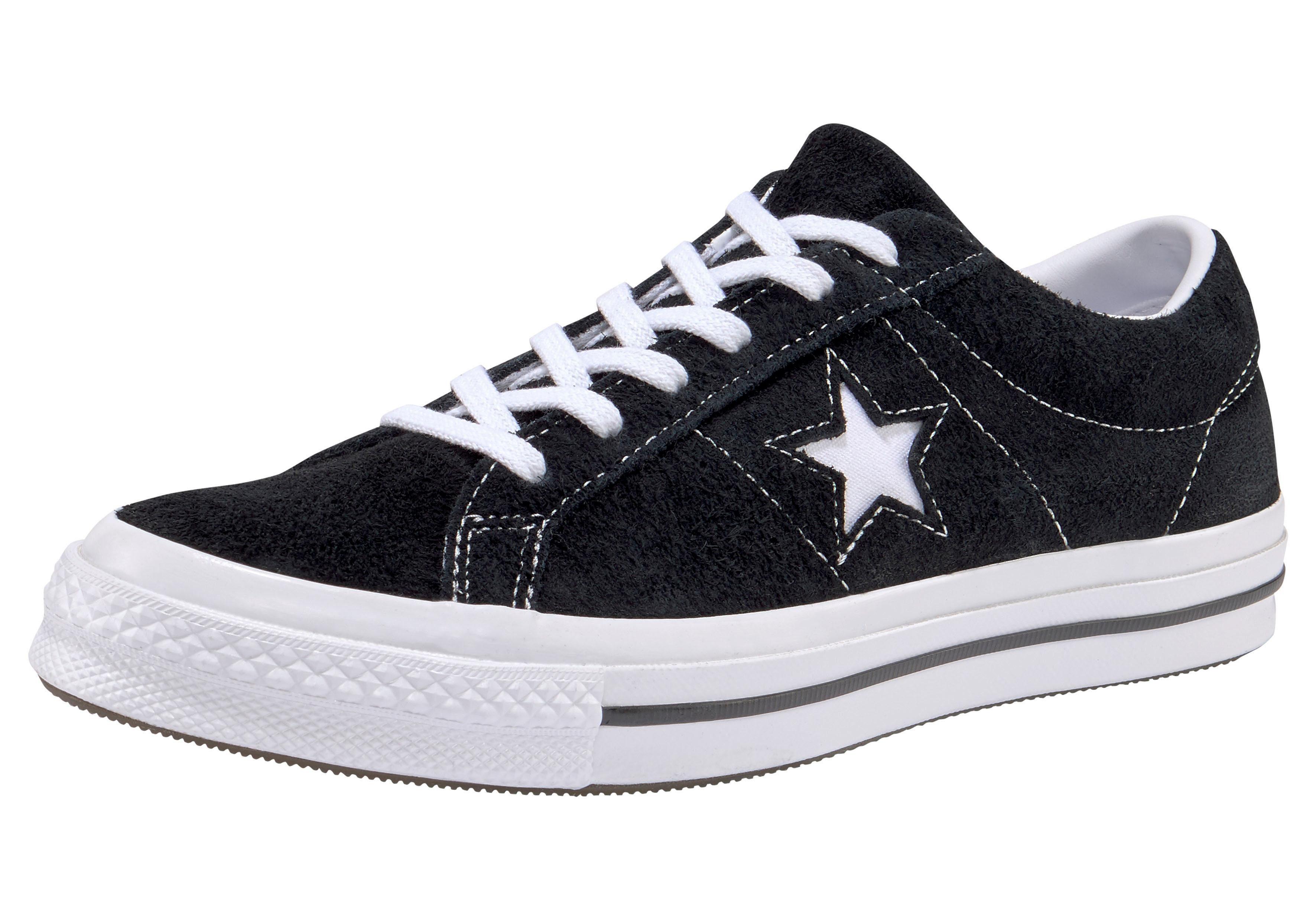 Online KaufenOtto Star Gummilaufsohle SneakerStrapazierfähige Converse Ox« »one 54LAj3R