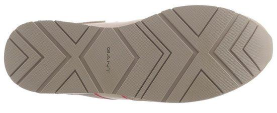 Gant Footwear Modischer Mit Plateausneaker Plateausohle »linda« qrHCYdq