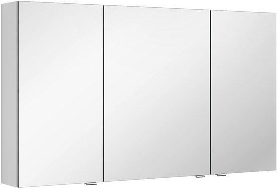 MARLIN Spiegelschrank »3980« mit doppelseitig verspiegelten Türen, vormontiert