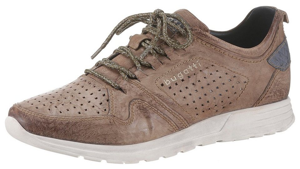 86ceb39c9c0e14 bugatti »Baker« Sneaker mit Easy Change Wechselfußbett online kaufen ...