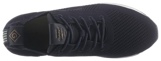 Footwear Plateausneaker Textilstrick Aus »linda« Gant SHqOwg7w