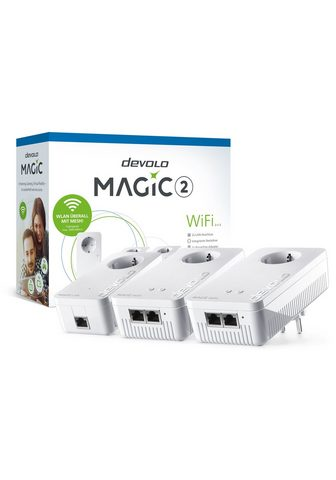 DEVOLO Magic 2 WiFi 2-1-3 »Network Kit«