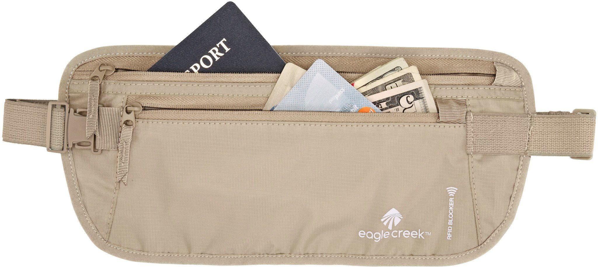 Eagle Creek Wertsachenaufbewahrung »RFID Blocker Money Belt DLX«