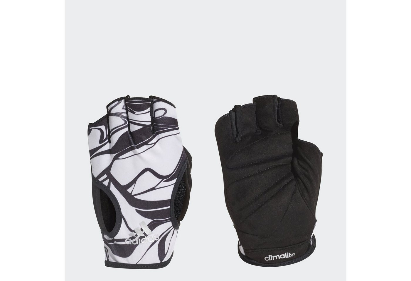 adidas Performance Trainingshandschuhe »Climalite Handschuhe« | Accessoires > Handschuhe > Sonstige Handschuhe | Weiß | Polyester - Elastan | adidas Performance