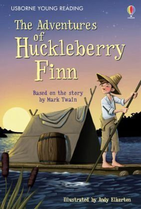 Gebundenes Buch »The Adventures of Huckleberry Finn«