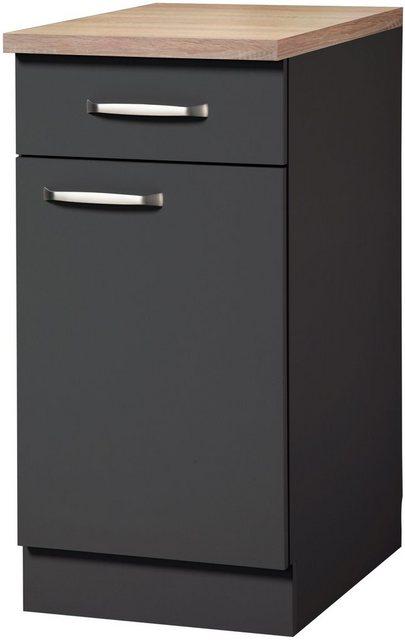 Küchenschränke - WIHO KÜCHEN Küchenunterschrank »Michigan«, Breite 40 cm  - Onlineshop OTTO