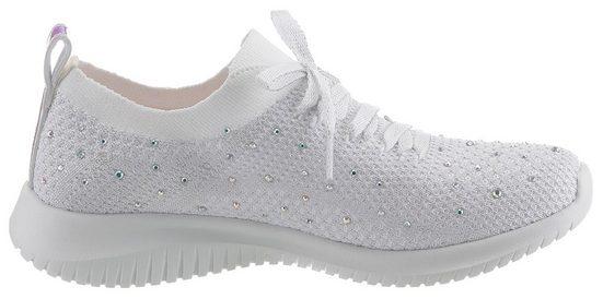 Sneaker Out« »ultra on flex Skechers Steinchen Strolling Funkelnden Slip Mit tYdwYqC
