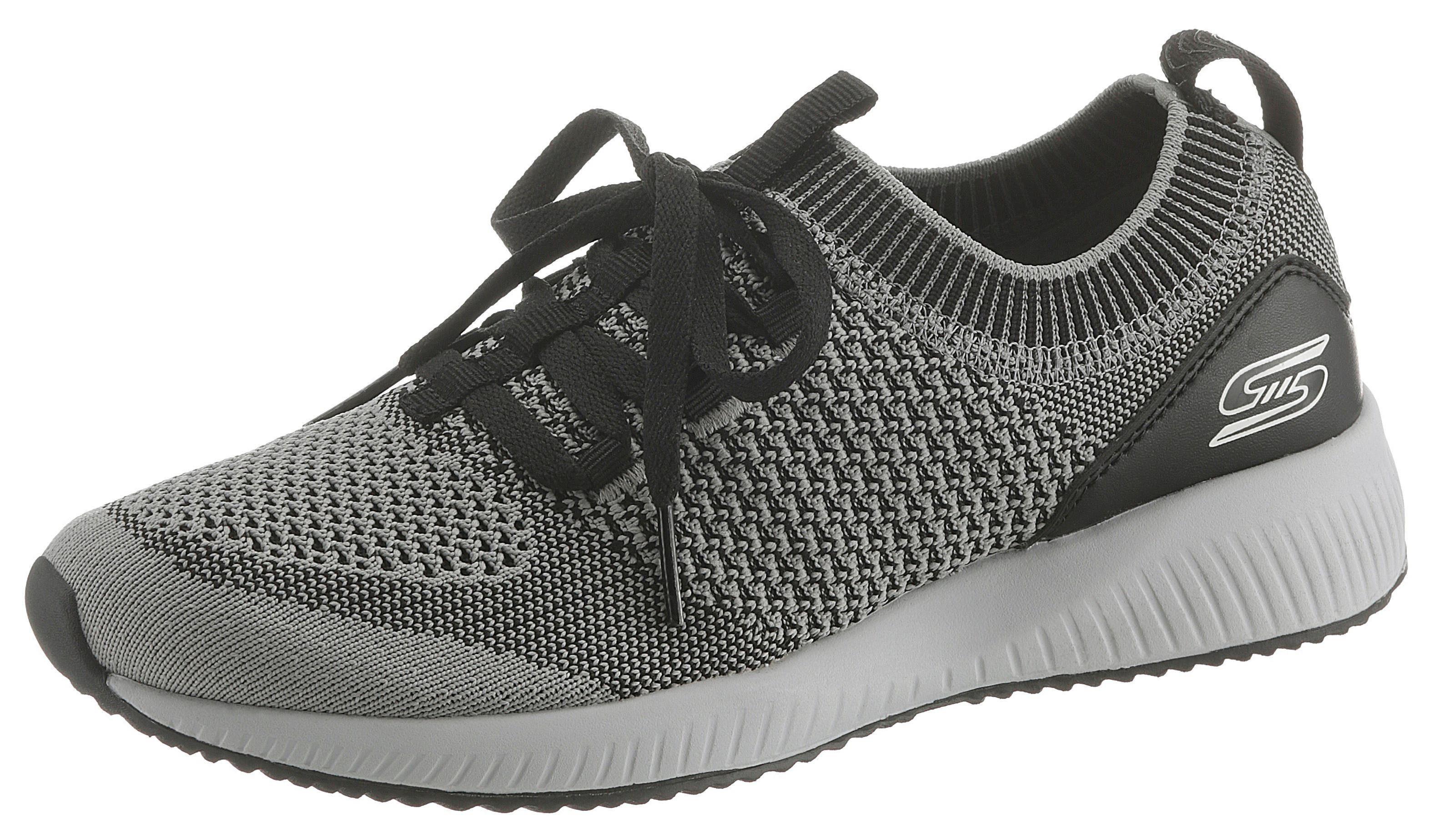 Skechers »Bobs Squad Alpha Gal« Sneaker mit aufgesetzter Schnürung online kaufen | OTTO