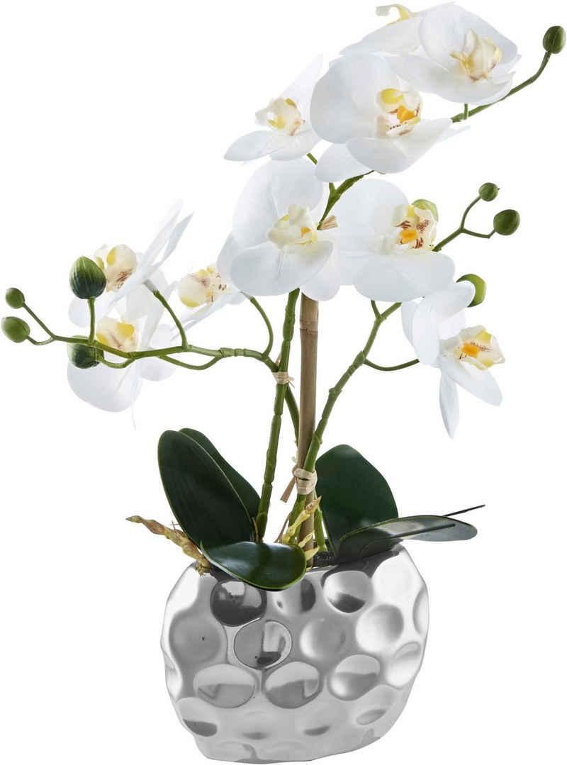 Kunstpflanze »Orchidee« Orchidee, Leonique, Höhe 38 cm
