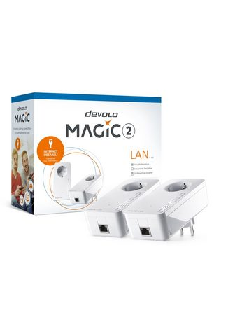 DEVOLO Magic 2 LAN 1-1-2 »Starter-Kit«